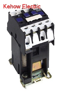 LP1-D DC Operated AC Contactor
