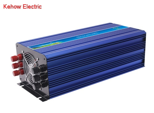 DC to AC pure sine wave power inverter 6000W